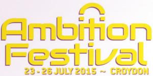 Ambition Festival logo