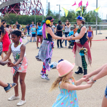 Ceilidh Jam at Olympic Park by Talie Eigeland
