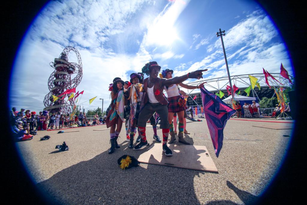 Step Hop House show at Olympic Park by Talie Eigeland