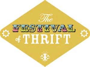 Festival of Thrift logo