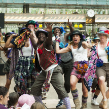 Folk Dance Remixed at Royal Opera House