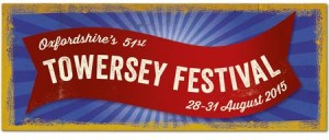 Towersey Festival logo